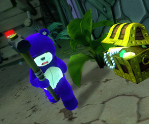 Naughty Bear Files