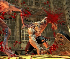 Splatterhouse Screenshots