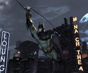 Batman: Arkham City Files