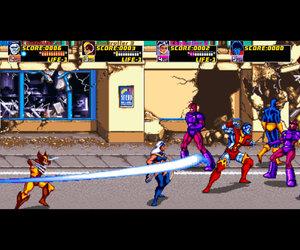 X-Men Arcade Videos