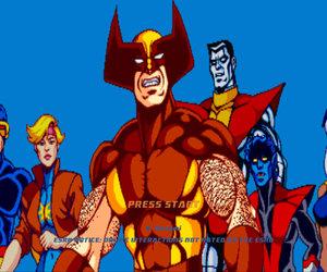 X-Men Arcade Screenshots