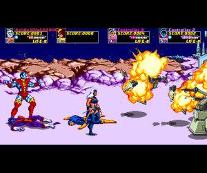 X-Men Arcade Files
