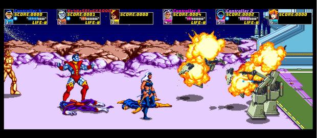 X-Men Arcade News