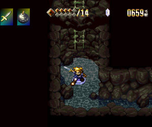 Alundra Screenshots