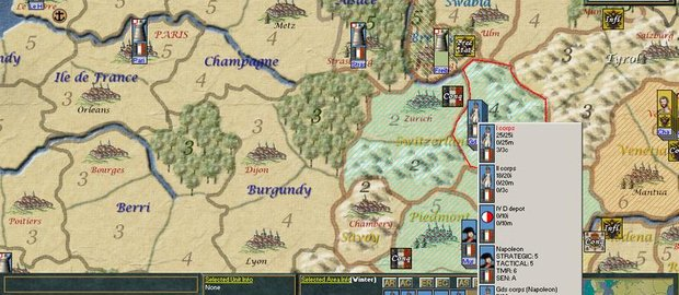 Empires in Arms News