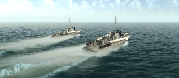 PT Boats: South Gambit News