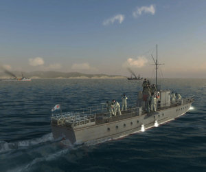 PT Boats: South Gambit Screenshots
