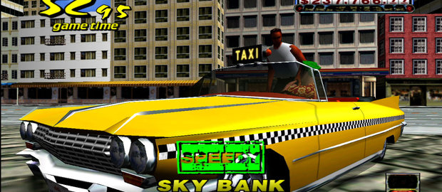 Crazy Taxi News