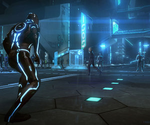 Tron: Evolution Screenshots