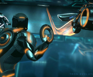 Tron: Evolution Files