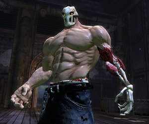 Splatterhouse Videos