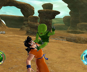 Dragon Ball: Raging Blast 2 Screenshots
