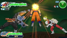 Dragon Ball Z: Tenkaichi Tag Team Screenshot from Shacknews