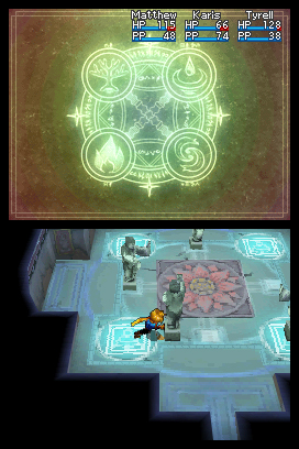 Golden Sun: Dark Dawn Chat