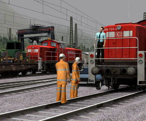 RailWorks 2 Train Simulator Chat