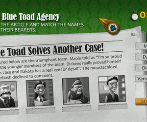 Blue Toad Murder Files: The Mysteries of Little Riddle Files