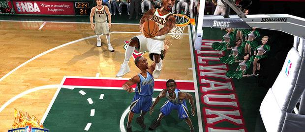 NBA Jam [2010] News