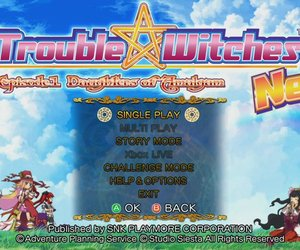 Trouble Witches Neo Chat
