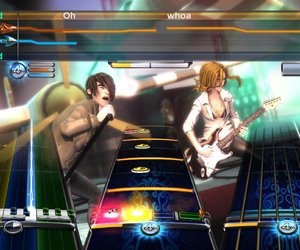 Rock Band 3 Chat