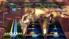 Rock Band 3 Screenshot from Shacknews