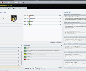 Football Manager 2011 Screenshots