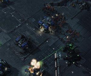 StarCraft 2: Wings of Liberty Screenshots