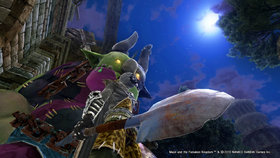 Majin and the Forsaken Kingdom Screenshot from Shacknews