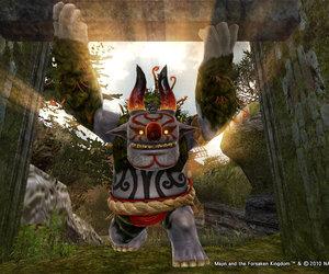 Majin and the Forsaken Kingdom Files