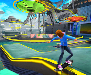 Shaun White Skateboarding Screenshots
