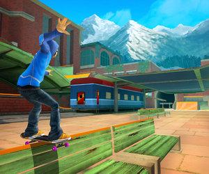 Shaun White Skateboarding Files