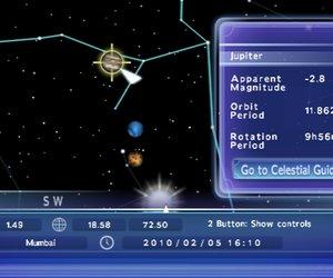 My Planetarium Screenshots
