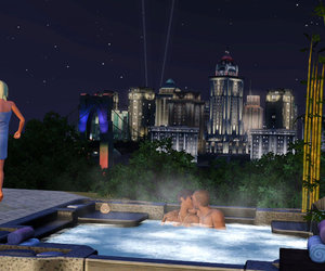 The Sims 3 Late Night Screenshots