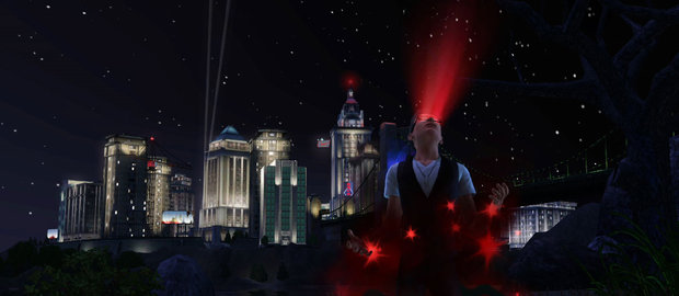 The Sims 3 Late Night News