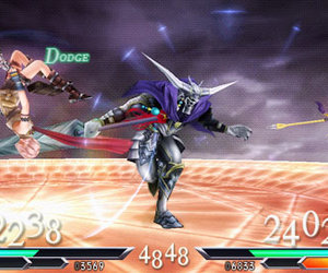 Dissidia 012[duodecim] Final Fantasy Videos