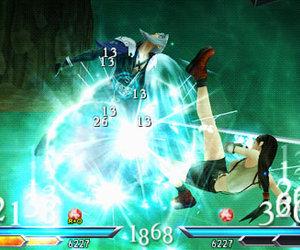 Dissidia 012[duodecim] Final Fantasy Chat