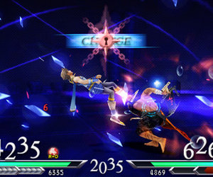 Dissidia 012[duodecim] Final Fantasy Screenshots