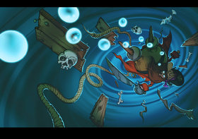 Woody Two-Legs: Attack of the Zombie Pirates Screenshot from Shacknews