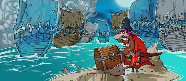 Woody Two-Legs: Attack of the Zombie Pirates News