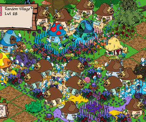 Smurfs' Village Screenshots