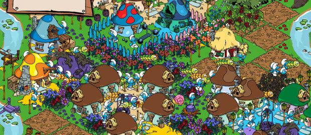 Smurfs' Village News