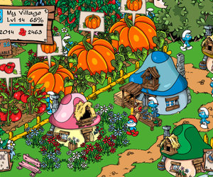 Smurfs' Village Chat