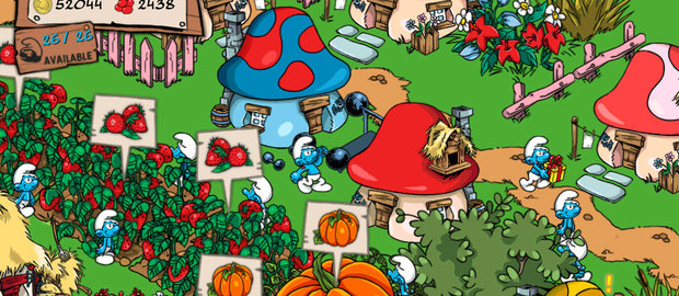 Smurfs' Village News