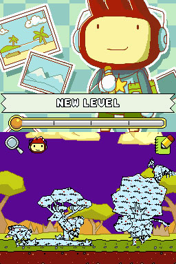 Super Scribblenauts Chat