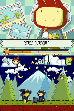 Super Scribblenauts Files
