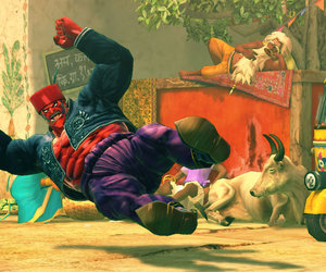 Super Street Fighter 4 Chat