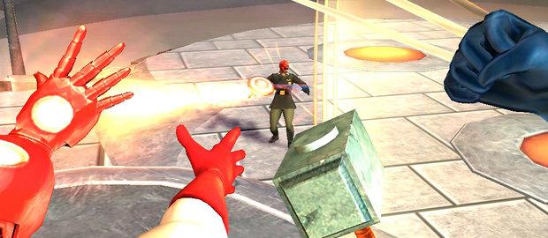 Marvel Superheroes 3D: Grandmaster's Challenge News