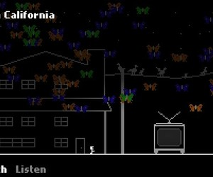 A House in California Screenshots