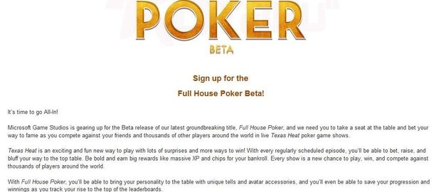 Full House Poker News