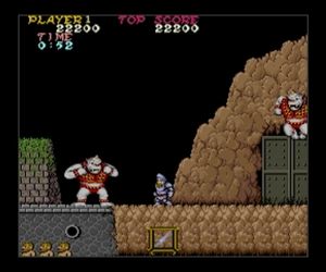 Ghosts 'n Goblins Files