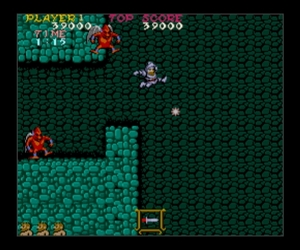 Ghosts 'n Goblins Screenshots